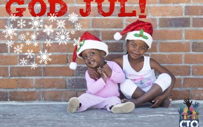 Vi har i år valt att stödja CTO för sitt fina arbete för barn och ungdomar i Kapstaden