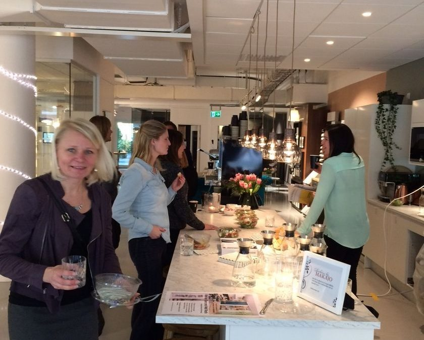 Elfas event om färg och förvaring – Malmö 2017