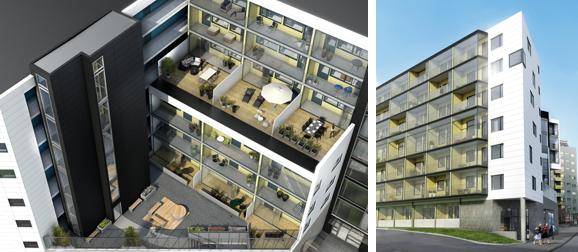 Aspelin Ramm- Brf Studio 58