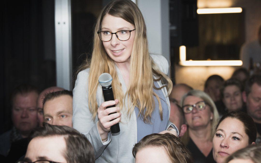 Vårens stora event – Göteborg mars 2018