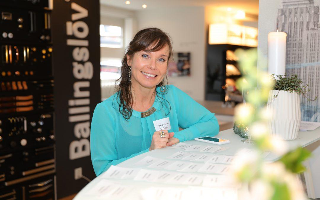 Vi välkomnar Anna Einarsson, vår nya showroomsansvariga i Stockholm