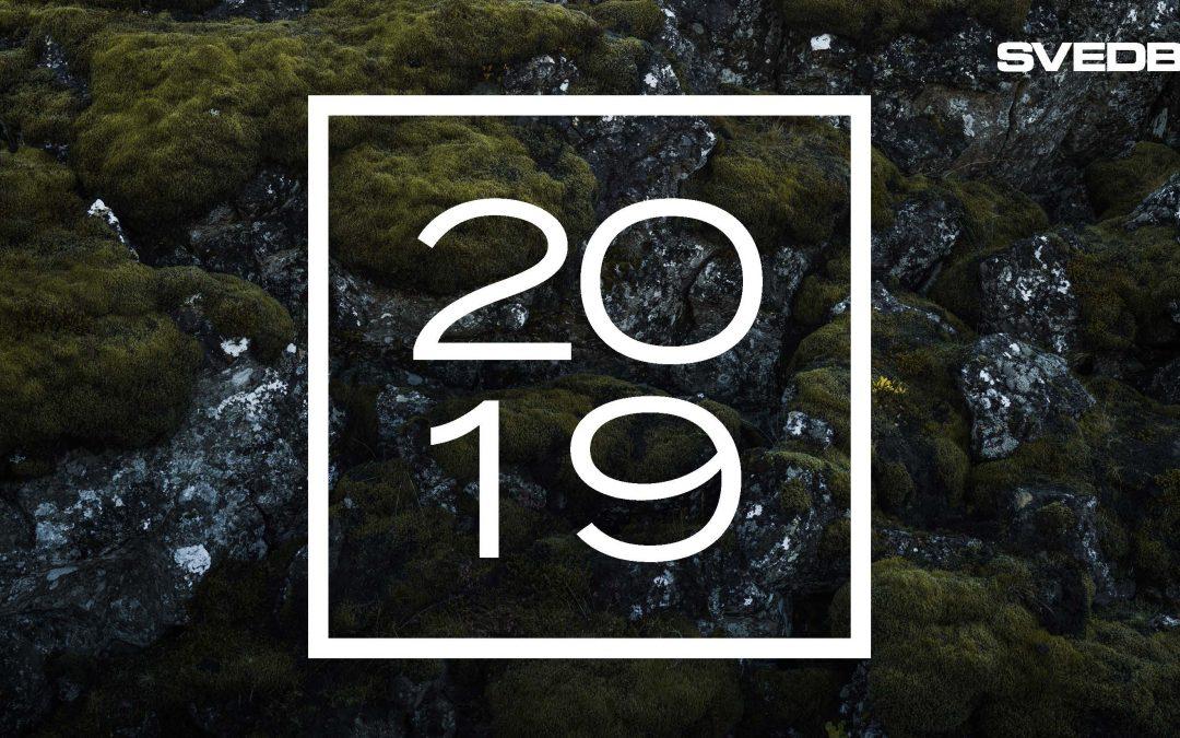 SVEDBERGS årliga vernissage – Stockholm 6-7 december 2018