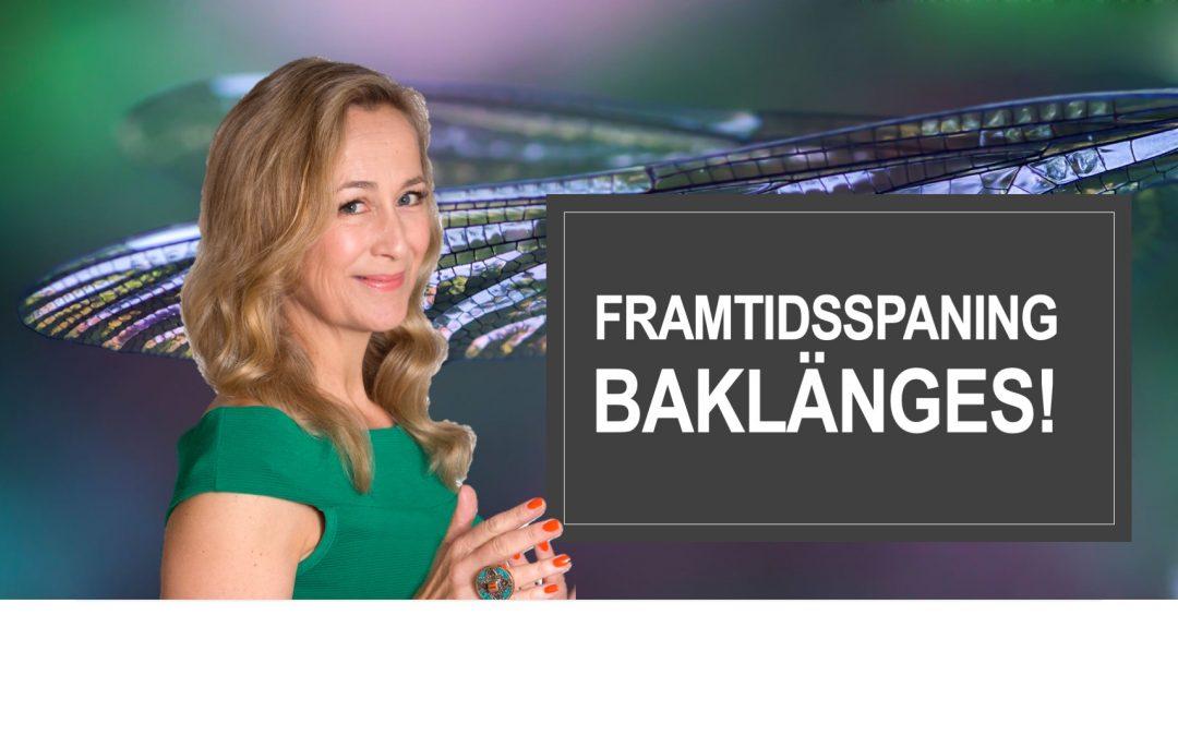 Framtidsspaning baklänges – Catarina Rolfsdotter Jansson – 10 oktober 2019