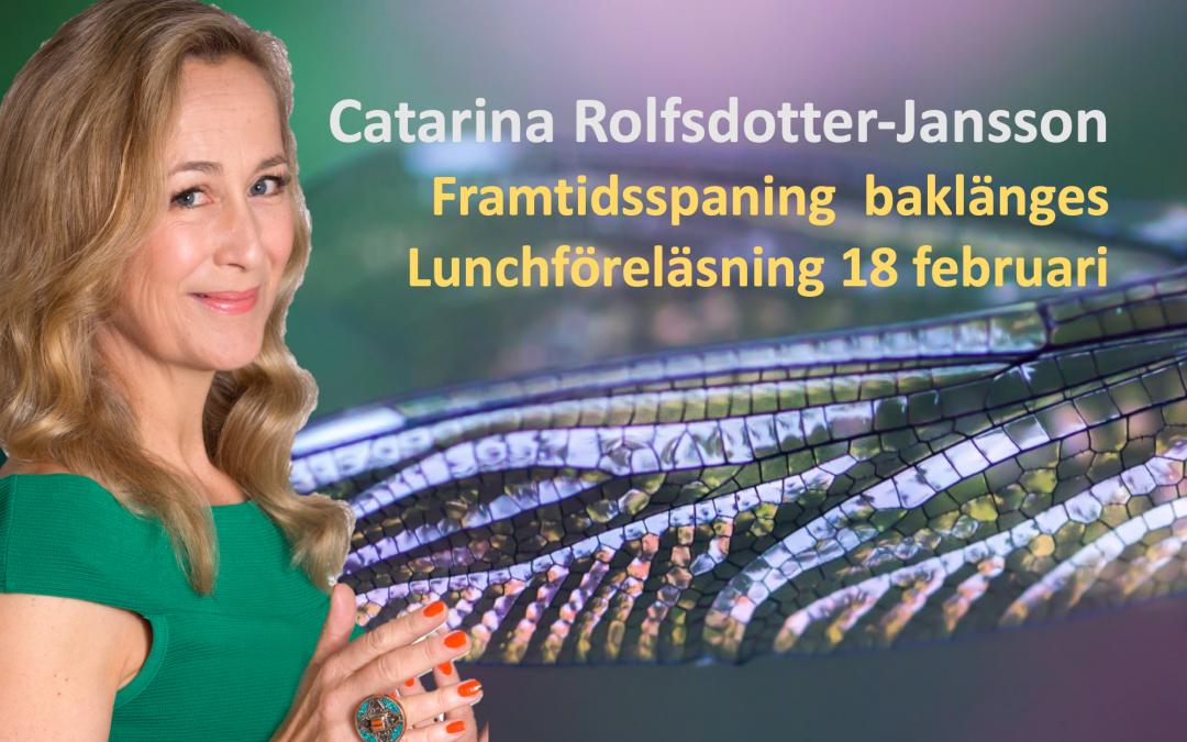 Framtidsspaning baklänges – Göteborg 18 februari 2020