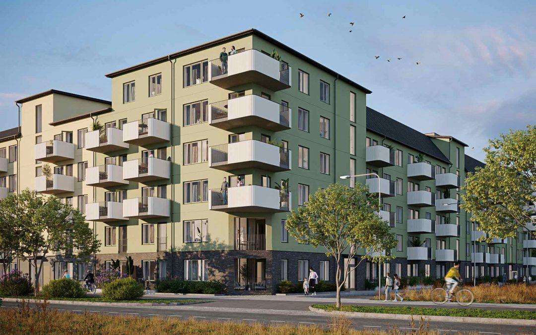 Ikano Bostad – Brf Grönska